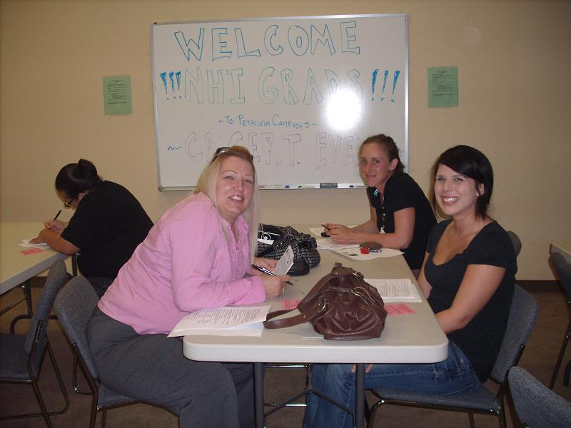 CAMTC_Event_ PE_9_19_09_filling out application