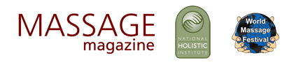 Massage Magazine National Holistic Institute World Massage Festival