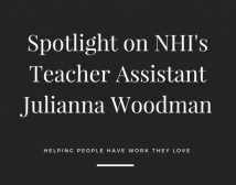 Spotlight on one of NHI's Teacher (2)