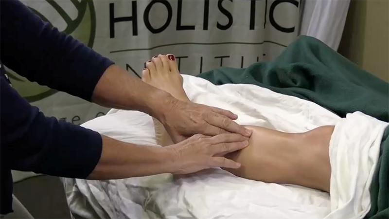 Manual Neuromuscular Therapy applied to Shin Splints